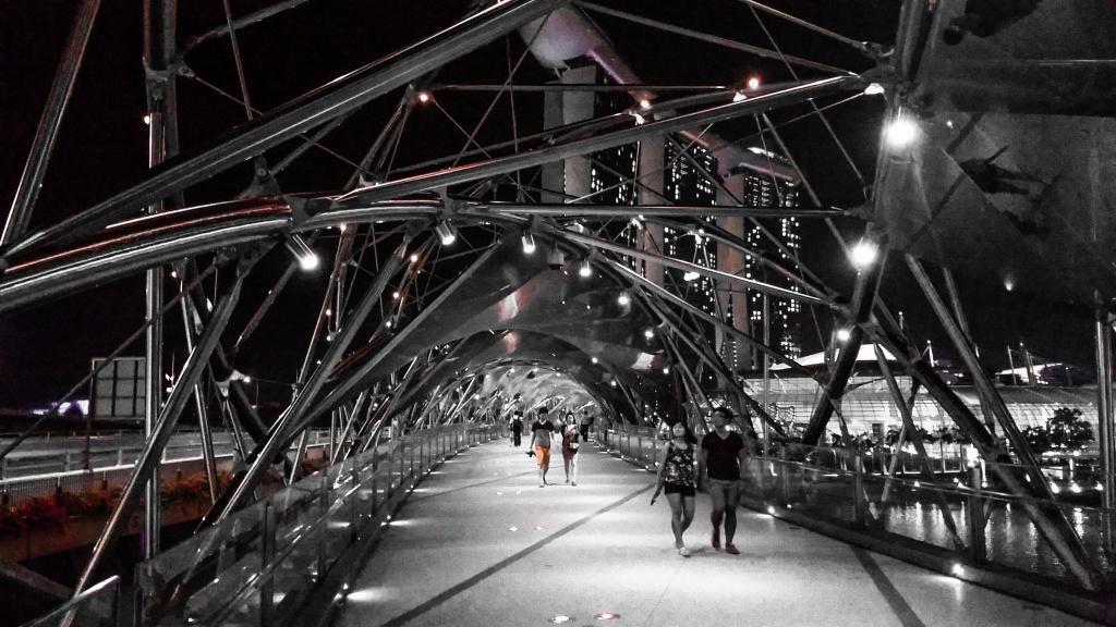singapore-helix-bridge